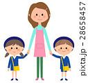 人物 子供 園児のイラスト 28658457