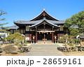 湯神社 拝殿 神社の写真 28659161