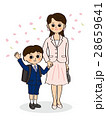 子供 小学生 1年生のイラスト 28659641