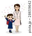 子供 小学生 1年生のイラスト 28659642