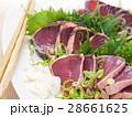 鰹のたたき 鰹 魚料理の写真 28661625