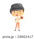 Boy Baseball Player,Kids Future Dream Professional 28662417