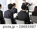 ビジネスマン オリエンテーション 研修の写真 28663987