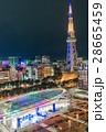 愛知 オアシス21 テレビ塔の写真 28665459