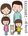 2世代 ファミリー ペット 28665593