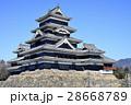 松本 風景 国宝 松本城 28668789