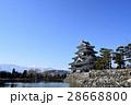 松本 風景 国宝 松本城 28668800
