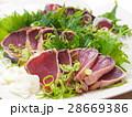 鰹のたたき 鰹 魚料理の写真 28669386