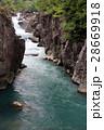 厳美渓 川 河川の写真 28669918