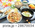 秋の和食 28670034