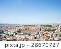 リスボン 港 青空の写真 28670727
