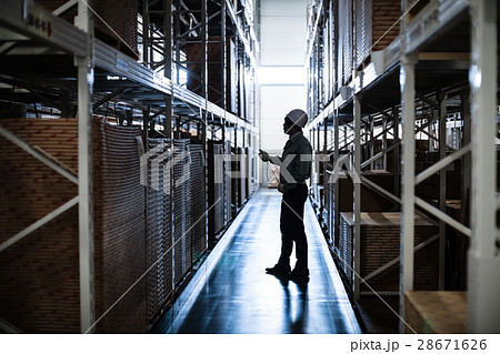 物流倉庫 商品管理 イメージ 28671626