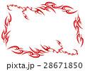 トライバル サソリ 28671850