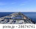 海ほたる 海ほたるパーキングエリア パーキングエリアの写真 28674741