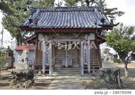 伊豆稲取の三島神社 28676096