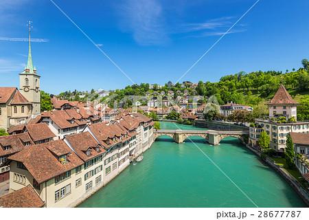 World treasure city Bern, Switzerland 28677787