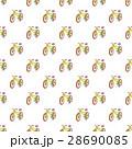 バイク 自転車 パターンのイラスト 28690085