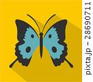 チョウ 蝴蝶 蝶のイラスト 28690711