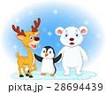 動物 マンガ 漫画のイラスト 28694439