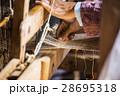 スレッド 毛糸 糸の写真 28695318