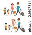 家族旅行【シンプルキャラ・シリーズ】 28697814