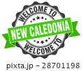 New Caledonia round ribbon seal 28701198