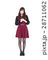 若い女性 ファッション ポートレート 28711062