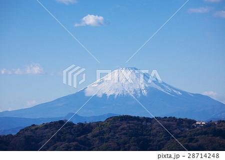 【神奈川県・2009年1月】  新春の富士 28714248