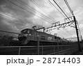 電車のある風景 28714403
