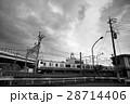 電車のある風景 28714406
