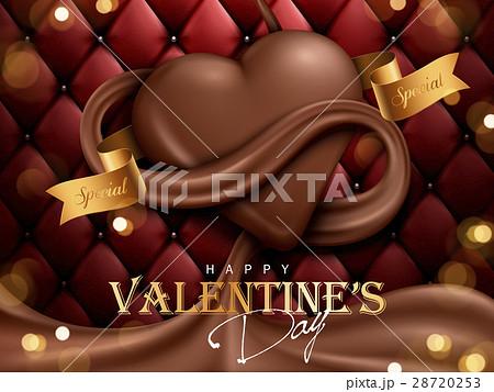 valentine day chocolate 28720253