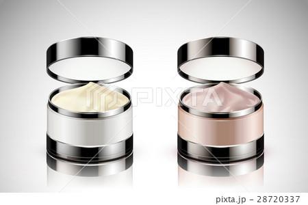 glass cream jars 28720337