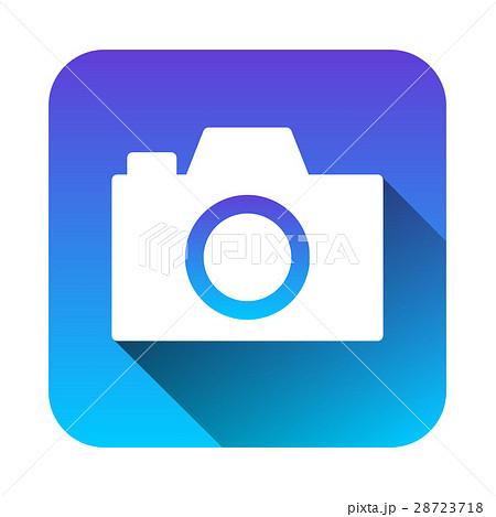 アイコン素材:カメラ 28723718