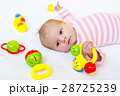 ベビー 赤ちゃん 赤ん坊の写真 28725239