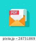 アイコン ファイル ベクタのイラスト 28731869