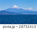 富士山 三保の松原 世界遺産の写真 28732413