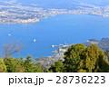 宮島 海 広島湾の写真 28736223