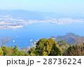 宮島 海 広島湾の写真 28736224