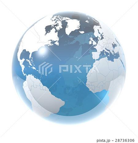 地球, 世界, 大西洋 28736306