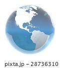地球 世界 地球儀のイラスト 28736310
