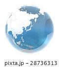 地球 世界 地球儀のイラスト 28736313