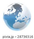 地球 世界 地球儀のイラスト 28736316