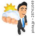 天気 気象 天候のイラスト 28741049