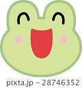 動物 かえる キャラクター向け 28746352