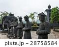 カイディン帝陵の石像 28758584
