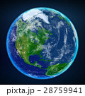 Earth planet background 28759941