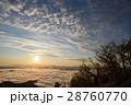 屈斜路湖 雲海 雲の写真 28760770