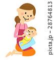 ミルクを飲む赤ちゃん ママ 28764813