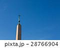 バチカン サン・ピエトロ広場 オベリスクの写真 28766904
