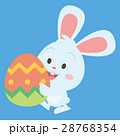 EASTER イースター 復活祭のイラスト 28768354